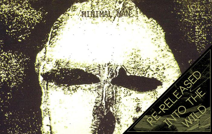 Minimal Man - The Shroud Of