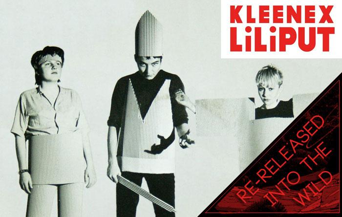 Kleenex-Re-released