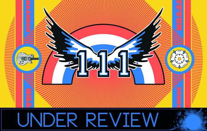 One Eleven Heavy – Raven Sings The Blues